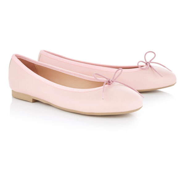 Image 4 for Amelie Rose Pink Leather (AML1256)