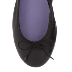 Image 2 for Classic Ballet Black Leather (BAB01)