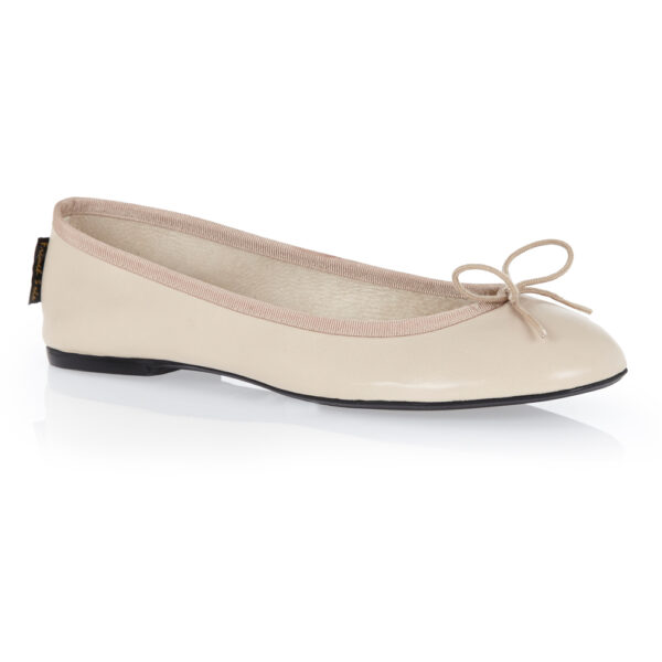 Image 1 for Classic Ballet Nude Leather (BAB09)