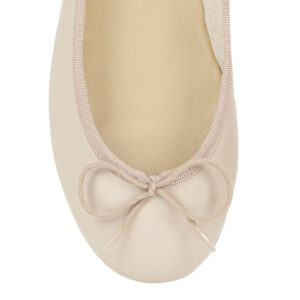 Image 2 for Classic Ballet Nude Leather (BAB09)