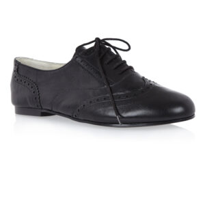 Image 1 for Brogues Black Leather (BG05)