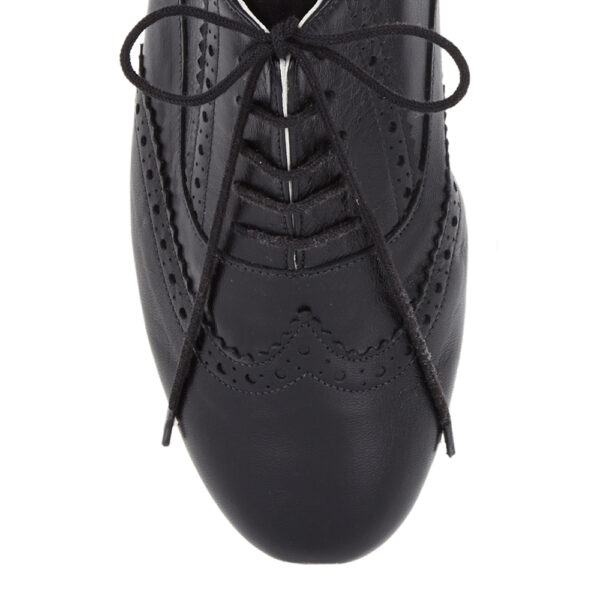 Image 2 for Brogues Black Leather (BG05)