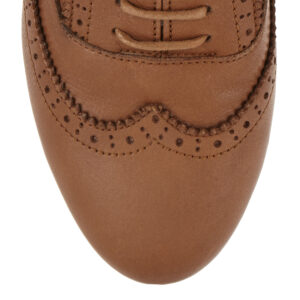 Image 2 for Brogues Tan Leather (BG08)