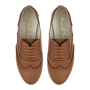 Image 3 for Brogues Tan Leather (BG08)