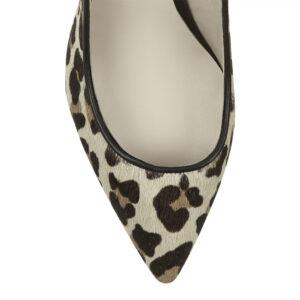Image 2 for Brenda Heel Jaguar Calf Hair (BMH03)