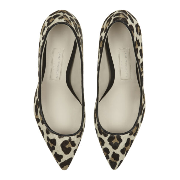 Image 3 for Brenda Heel Jaguar Calf Hair (BMH03)