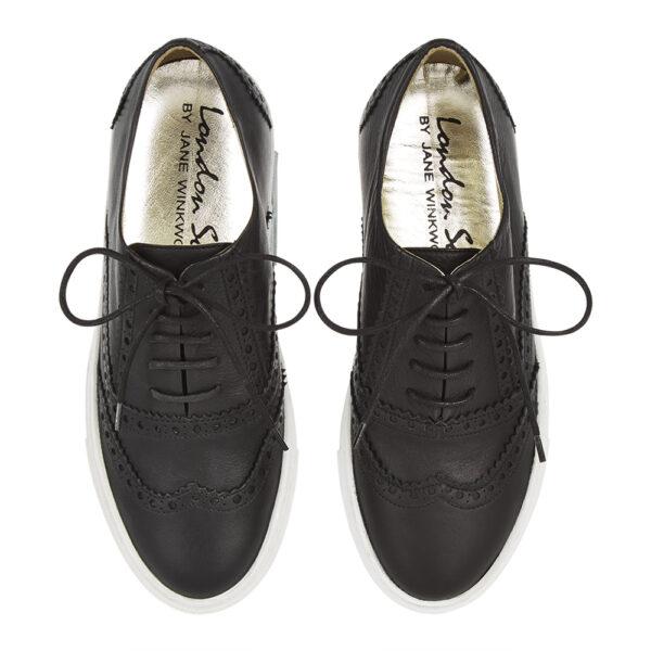 Image 3 for Board Walker Black Leather (BW29)
