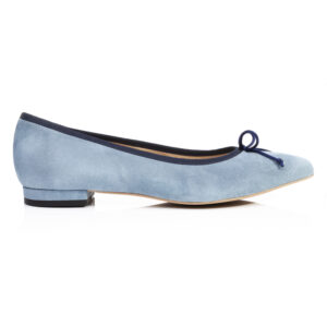 Image 1 for Penelope Sky Blue Kid Suede (EN018)