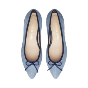 Image 3 for Penelope Sky Blue Kid Suede (EN018)