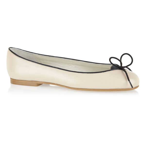 Image 1 for Henrietta Nude Leather (HE1022)