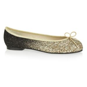 Image 1 for Henrietta Gold Ombre Glitter (HE1120)