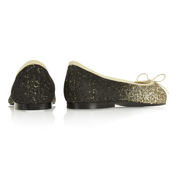 Image 4 for Henrietta Gold Ombre Glitter (HE1120)