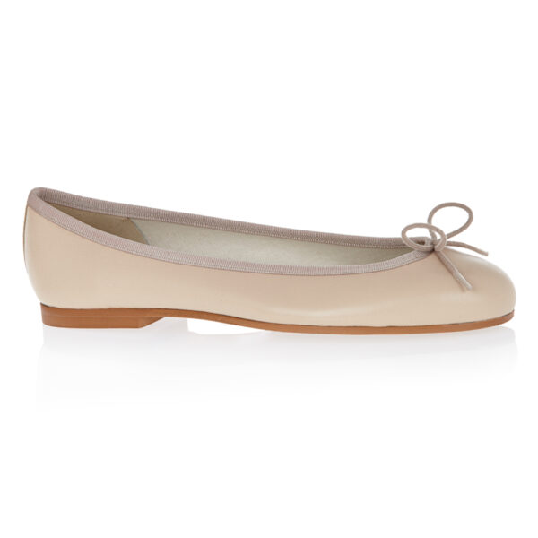 Image 1 for Henrietta Nude Leather (HE720)