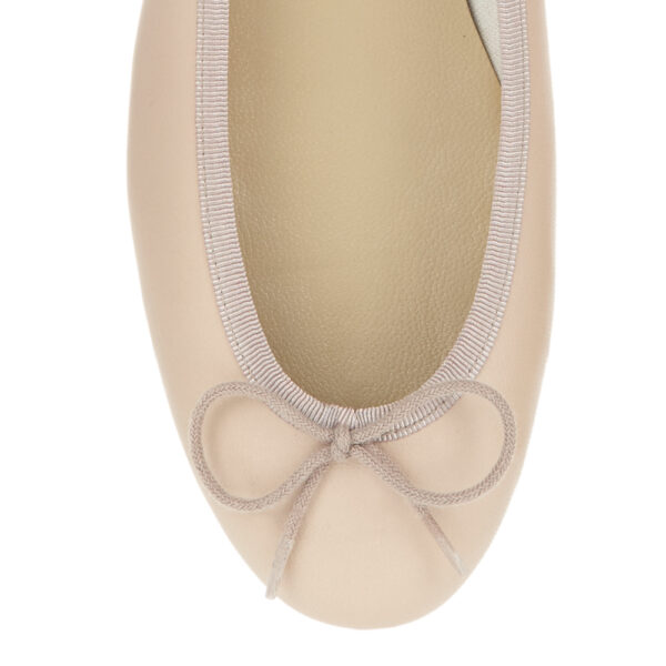 Image 2 for Henrietta Nude Leather (HE720)