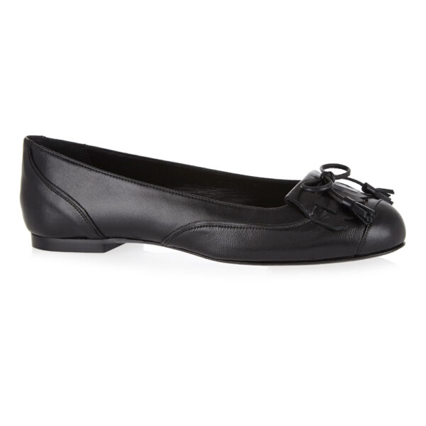 Image 1 for Henrietta Black Leather (HE938)
