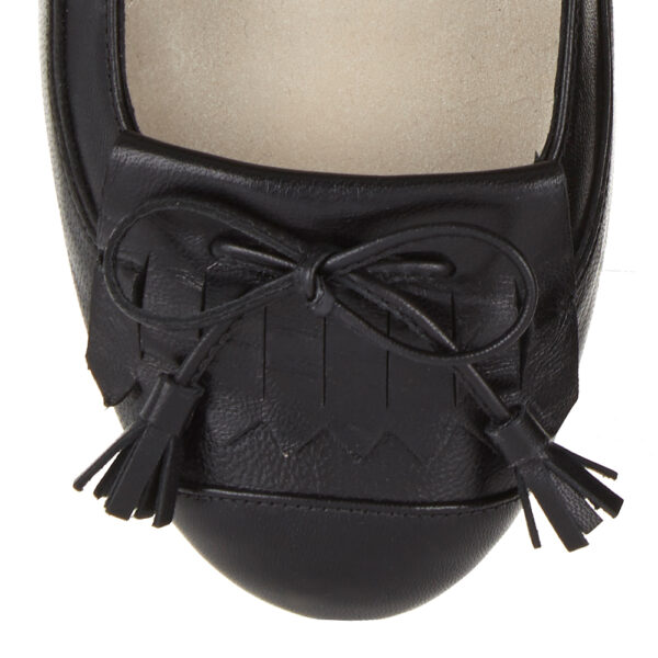 Image 2 for Henrietta Black Leather (HE938)