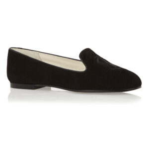 Image 1 for Hefner Black Suede (HFF21)