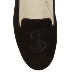 Image 2 for Hefner Black Suede (HFF21)
