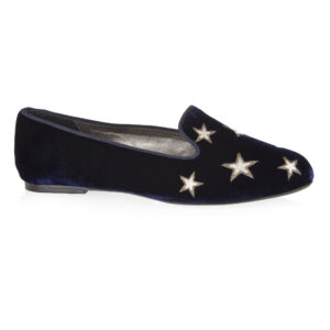 Image 1 for Hefner Navy Velvet (HFF61)
