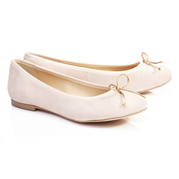 Image 4 for Lola Light Pink Suede (LOL03)
