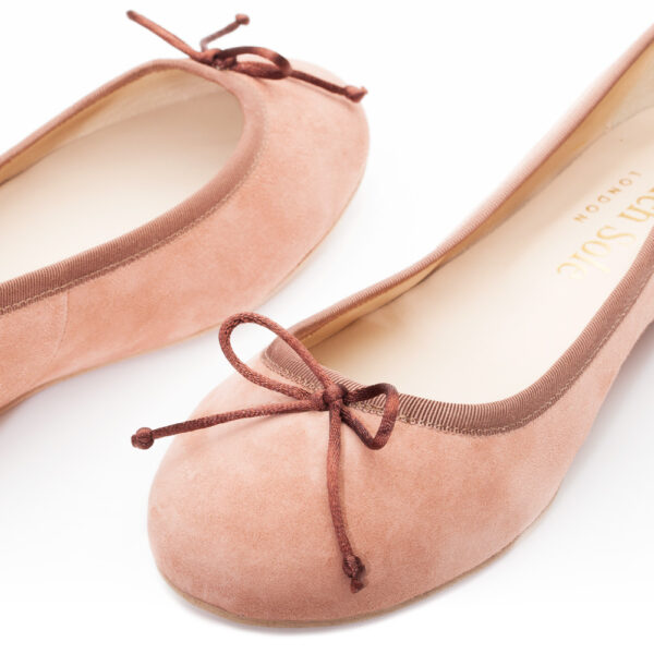 Image 1 for Lola Russet Kid Suede (LOL08)