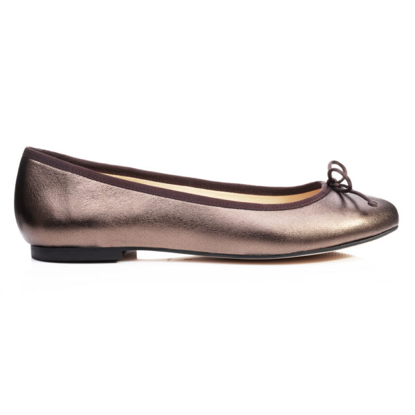 Image 1 for Lola Bronze Metallic Leather (LOL28)