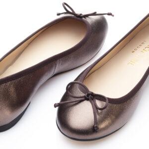 Image 2 for Lola Bronze Metallic Leather (LOL28)
