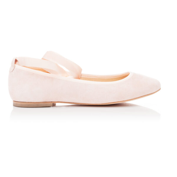 Image 2 for Margot Light Pink Suede (MGT01)