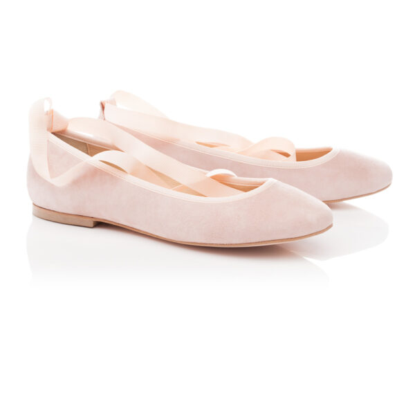 Image 3 for Margot Light Pink Suede (MGT01)