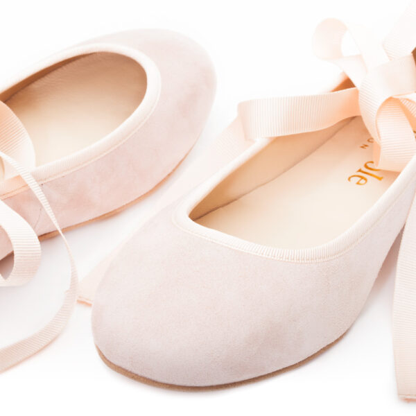 Image 4 for Margot Light Pink Suede (MGT01)
