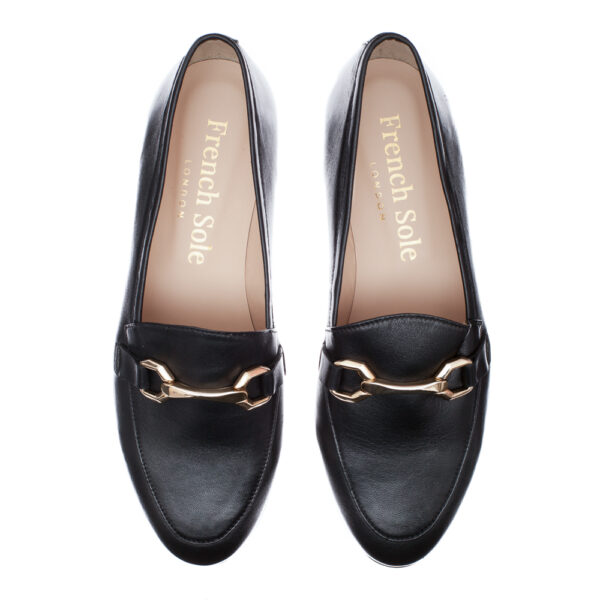 Image 4 for Marion Black Leather (MRN01)