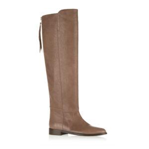 Image 1 for Paula Taupe Leather (PAU03)