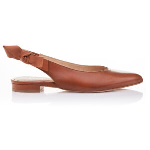 Image 1 for Penelope Mule Tan Leather (PM01)
