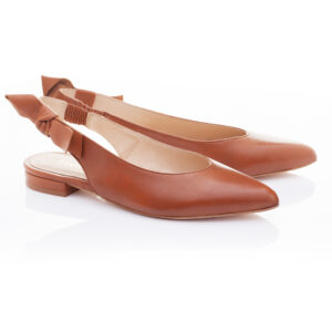 Image 2 for Penelope Mule Tan Leather (PM01)