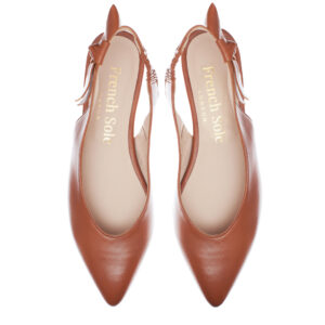 Image 4 for Penelope Mule Tan Leather (PM01)