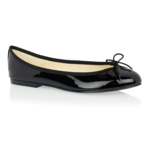 Image 1 for India Black Patent Leather (PT03)