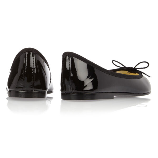 Image 4 for India Black Patent Leather (PT03)