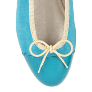 Image 2 for Simple Turquoise Nubuck (SM563)