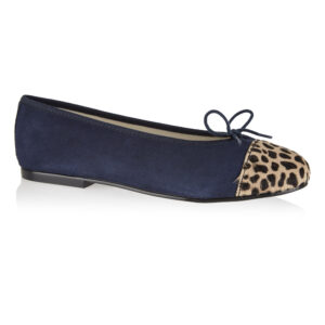 Image 1 for Simple Navy Suede (SM574)