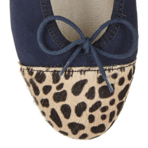 Image 2 for Simple Navy Suede (SM574)