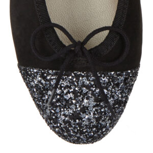 Image 2 for Simple Black Suede (SM576)