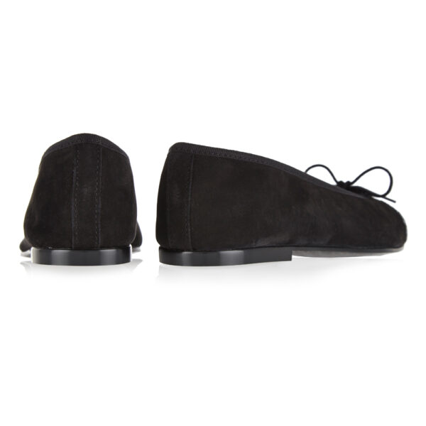 Image 4 for Simple Black Suede (SM576)