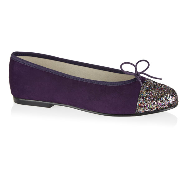 Image 1 for Simple Purple Suede (SM577)