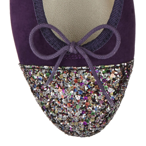 Image 2 for Simple Purple Suede (SM577)