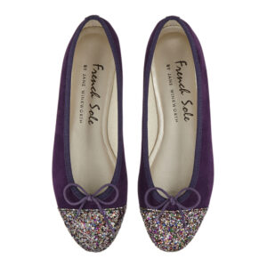 Image 3 for Simple Purple Suede (SM577)