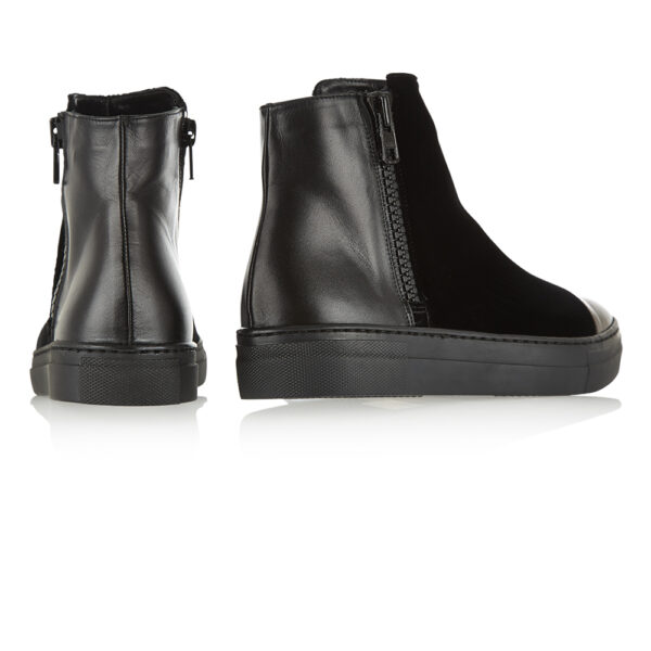 Image 2 for Urban Ankle Boot Black Suede