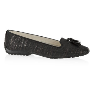 Image 1 for Gabi Black Texture Met Leather (GABS34)