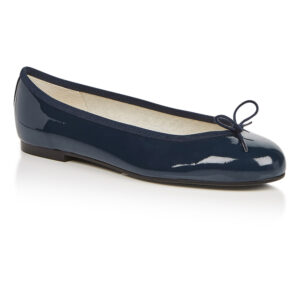 Image 1 for Henrietta Navy Patent Leather (HE1218)