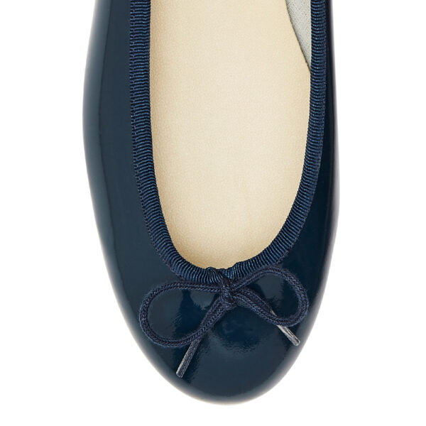 Image 2 for Henrietta Navy Patent Leather (HE1218)