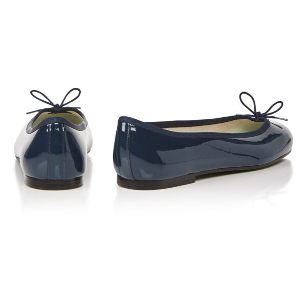 Image 4 for Henrietta Navy Patent Leather (HE1218)